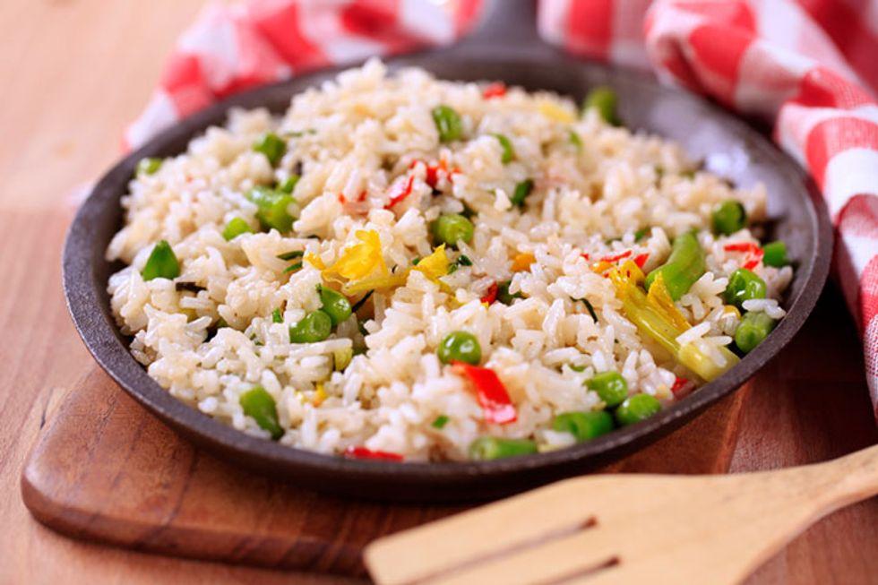 Pegan 365 Sesame Tempeh Cauliflower Rice