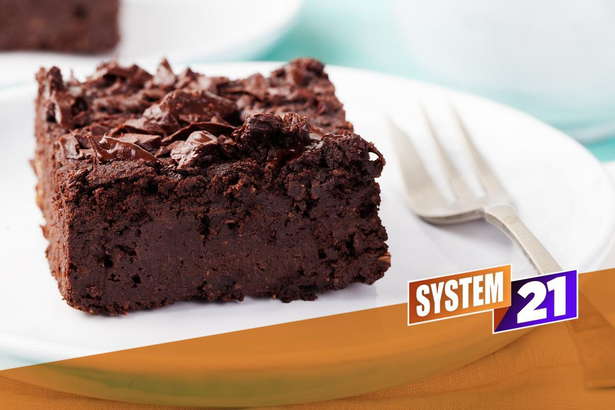healthy brownie for system 21