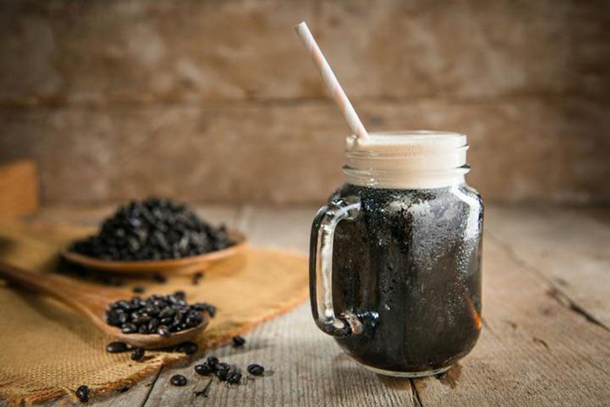 Image of coffee and caffeine