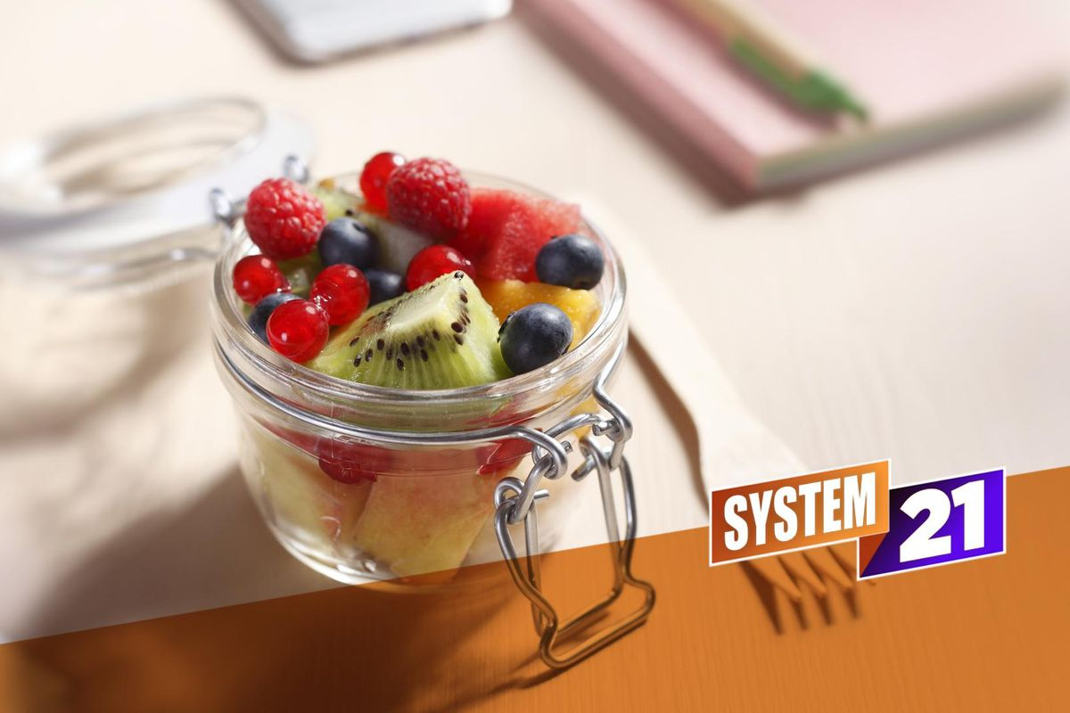 Your System 21 Snack List