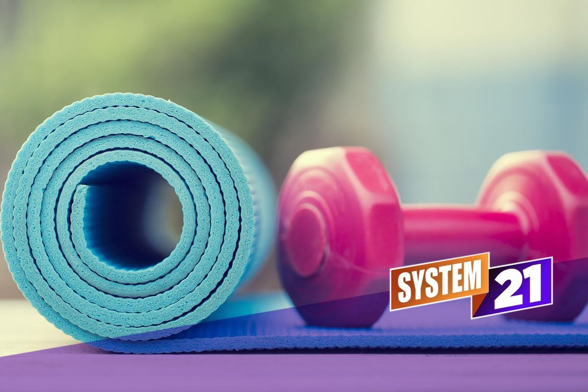 System 21 Live Workout Schedule