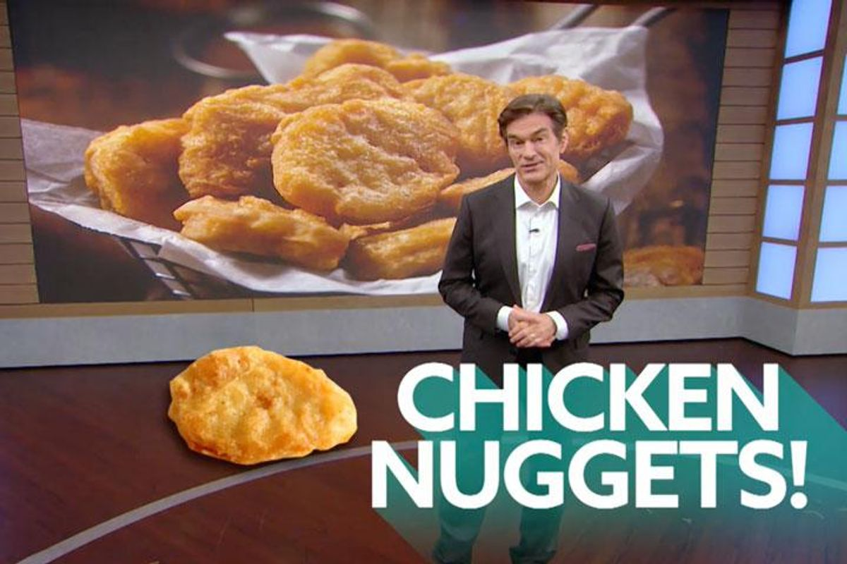 Episode Playlist: Do You Know What's in Your Chicken Nuggets?