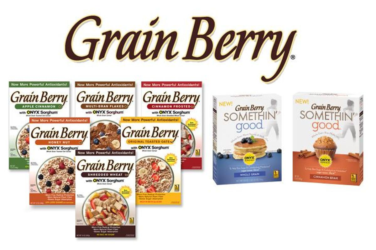 image of grain berry cereals