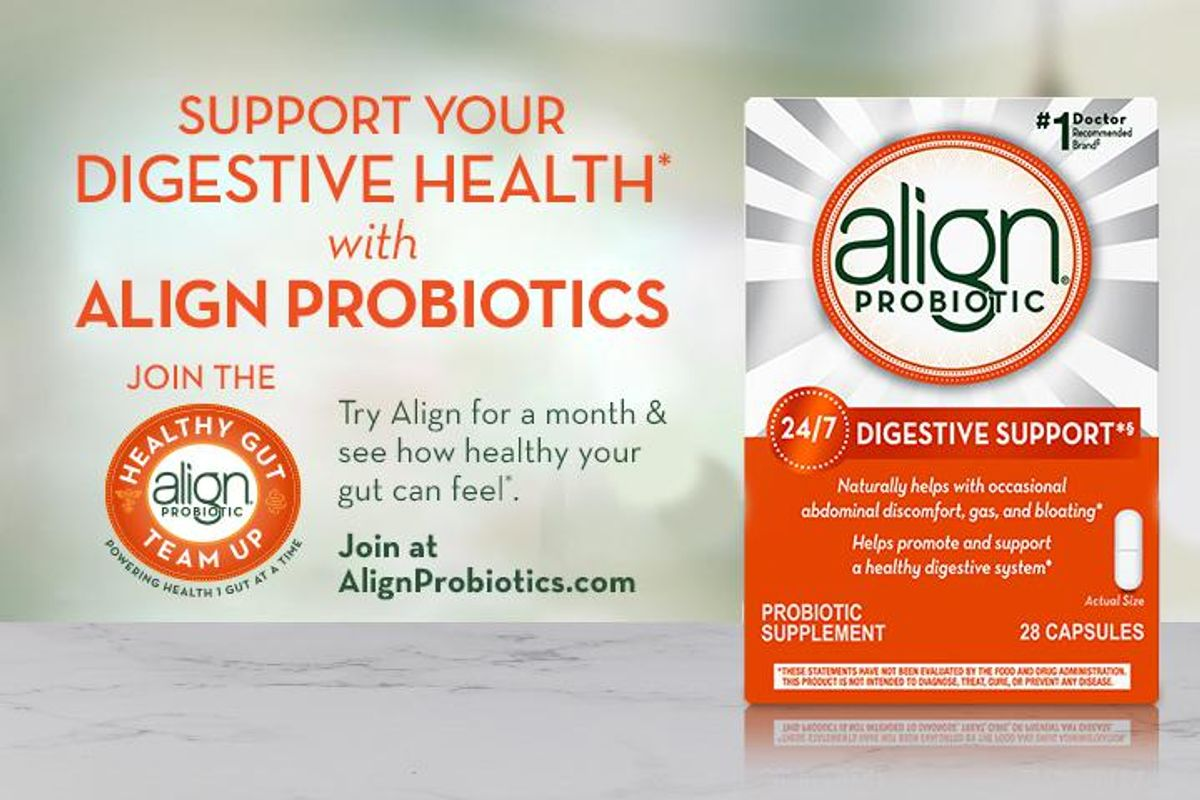 Align Probiotic 24/7 Digestive Support Giveaway Official Rules