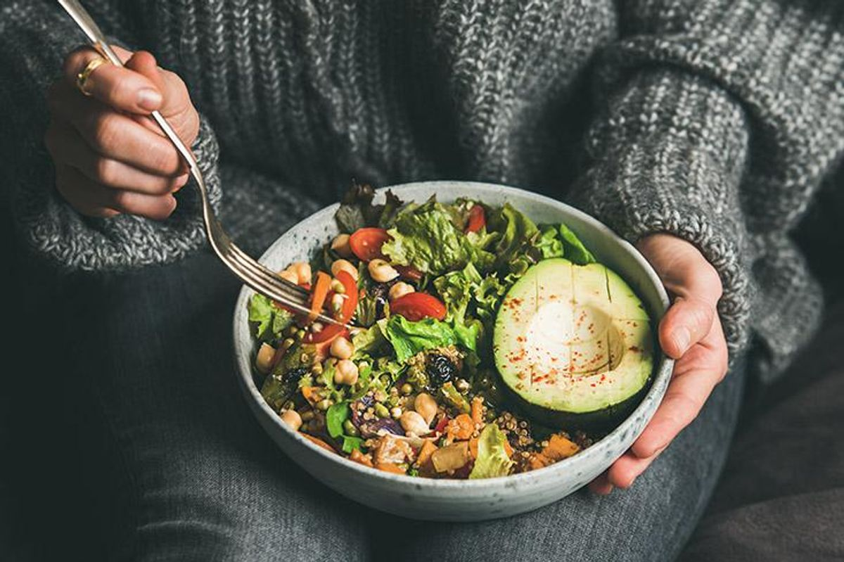 Is It Easier to Lose Weight on a Vegan Diet?
