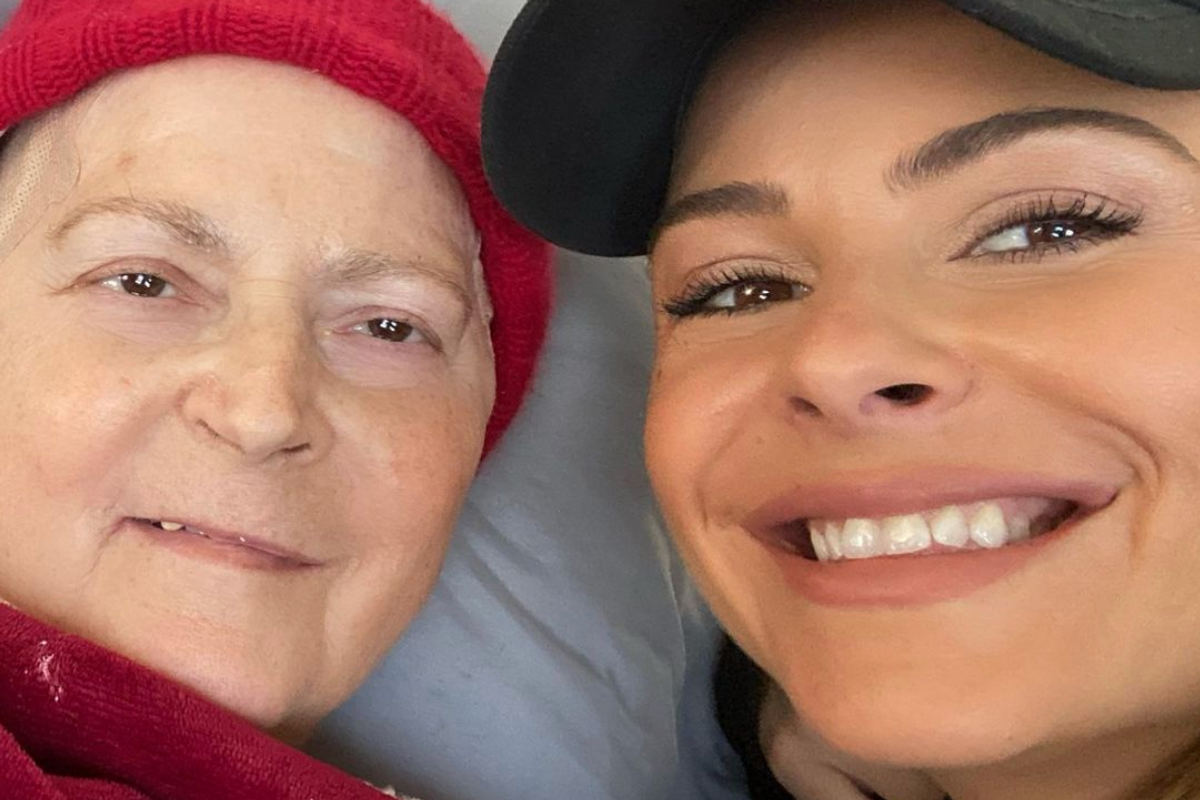 Join Maria Menounos as She Cares for Parents With Cancer, Diabetes & COVID in Powerful Video Diary