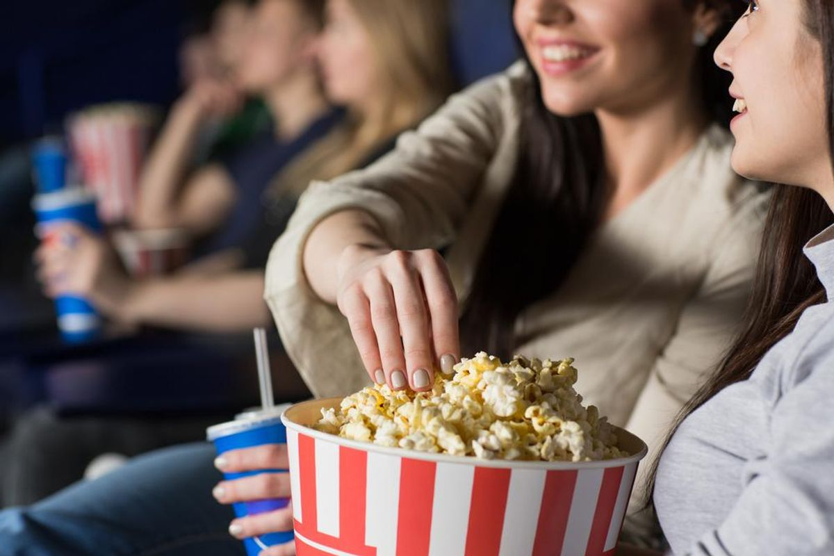 3 Ways Movie Theater Snacks Will Be Different When You Go Back