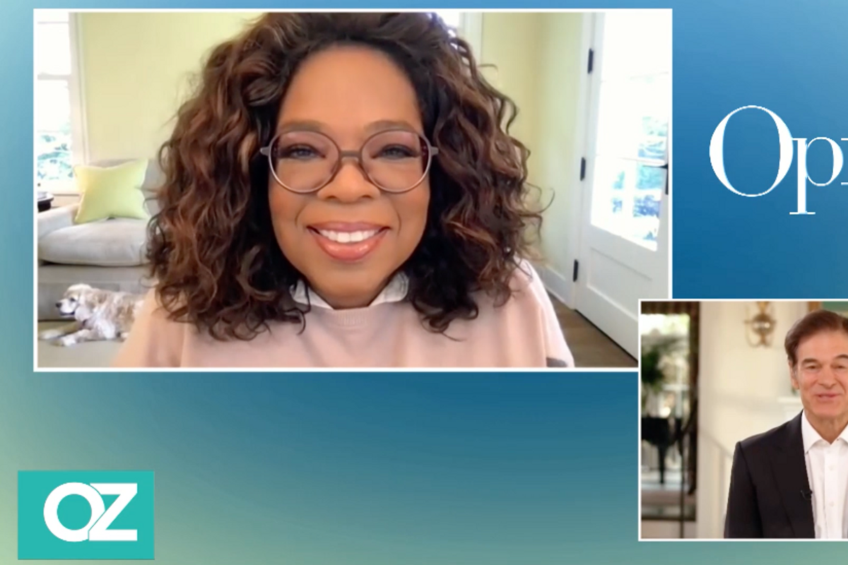 """Win a Copy of Oprah's New Book """"What Happened to You?: Conversations on Trauma, Resilience, and Healing"""""""