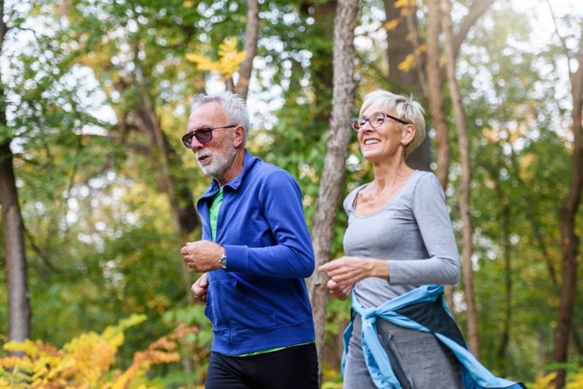 Should You Slow Down to Exercise With Your Spouse or Get a New Walking Buddy?