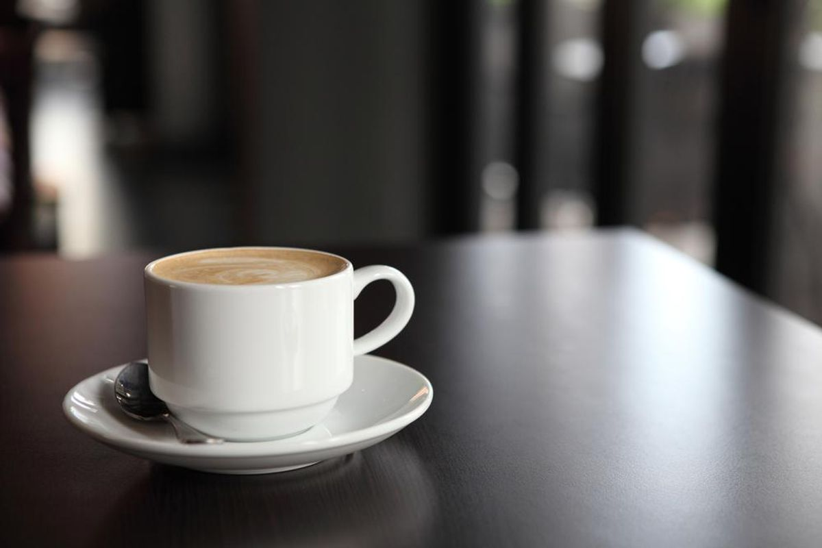 Yes, Drinking Coffee Before Exercising Can Help Burn More Fat