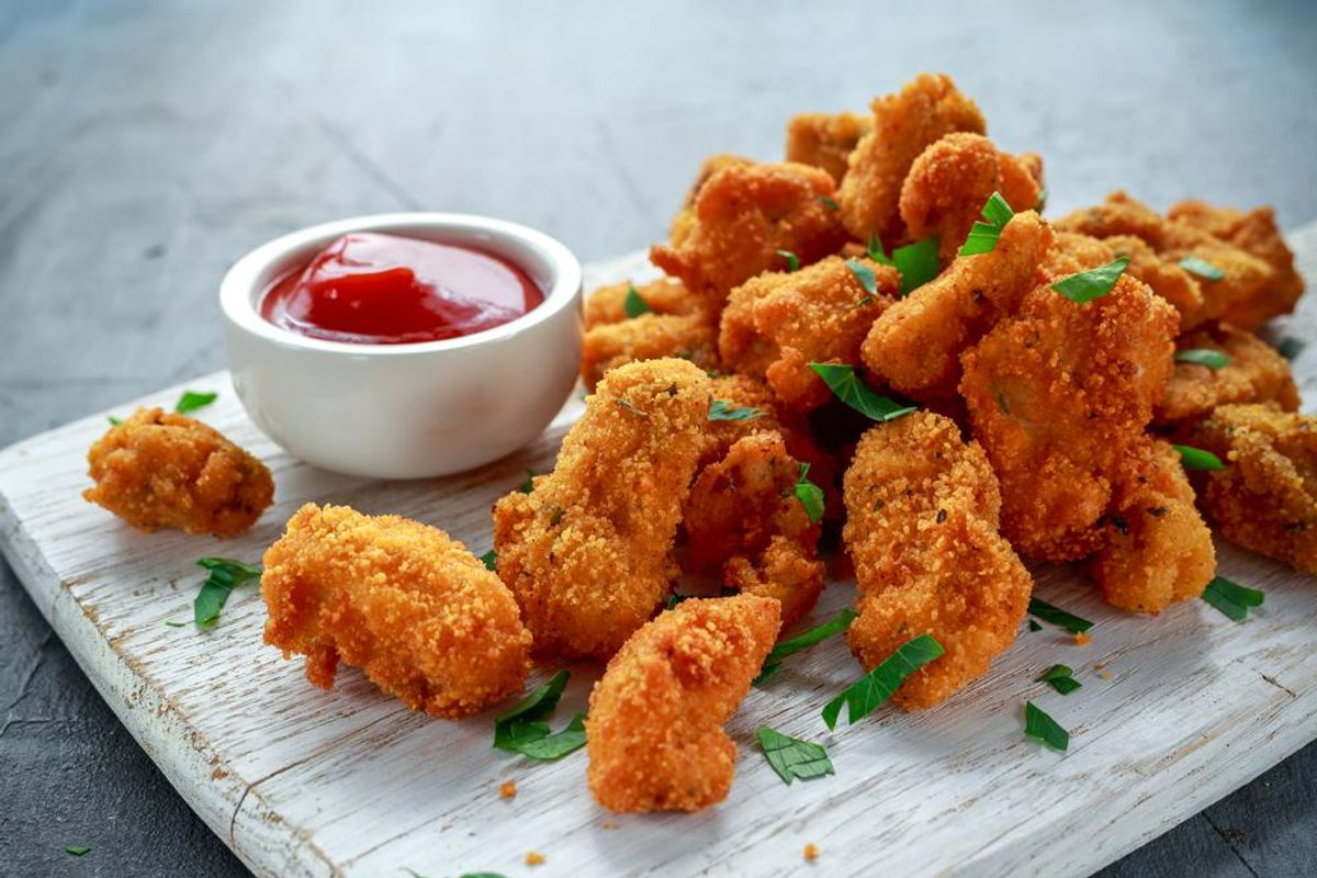 Want Crispy Chicken Nuggets at Home? This Is the Only Tool You Need