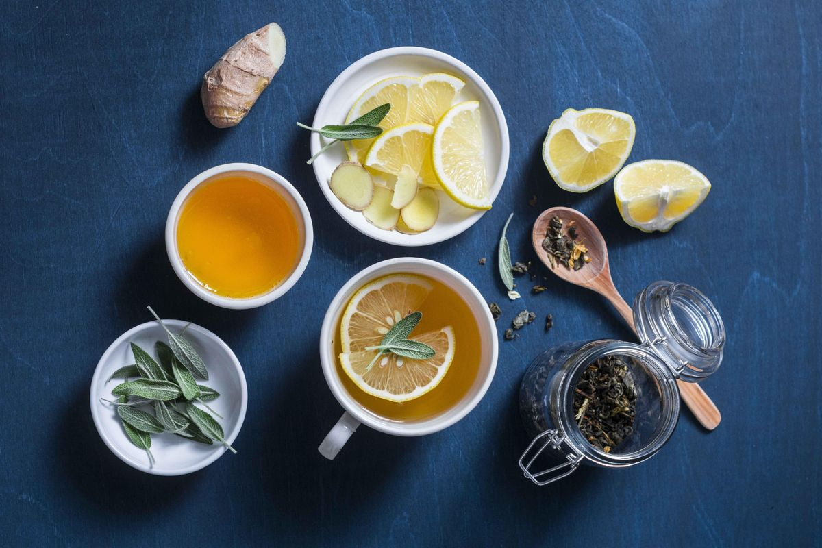 3-Day Tea Cleanse to Bust Your Bloat