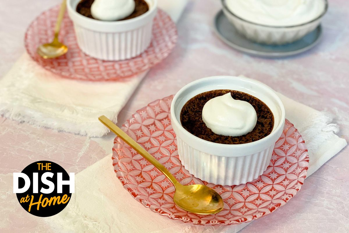 3-Ingredient Chocolate Custard