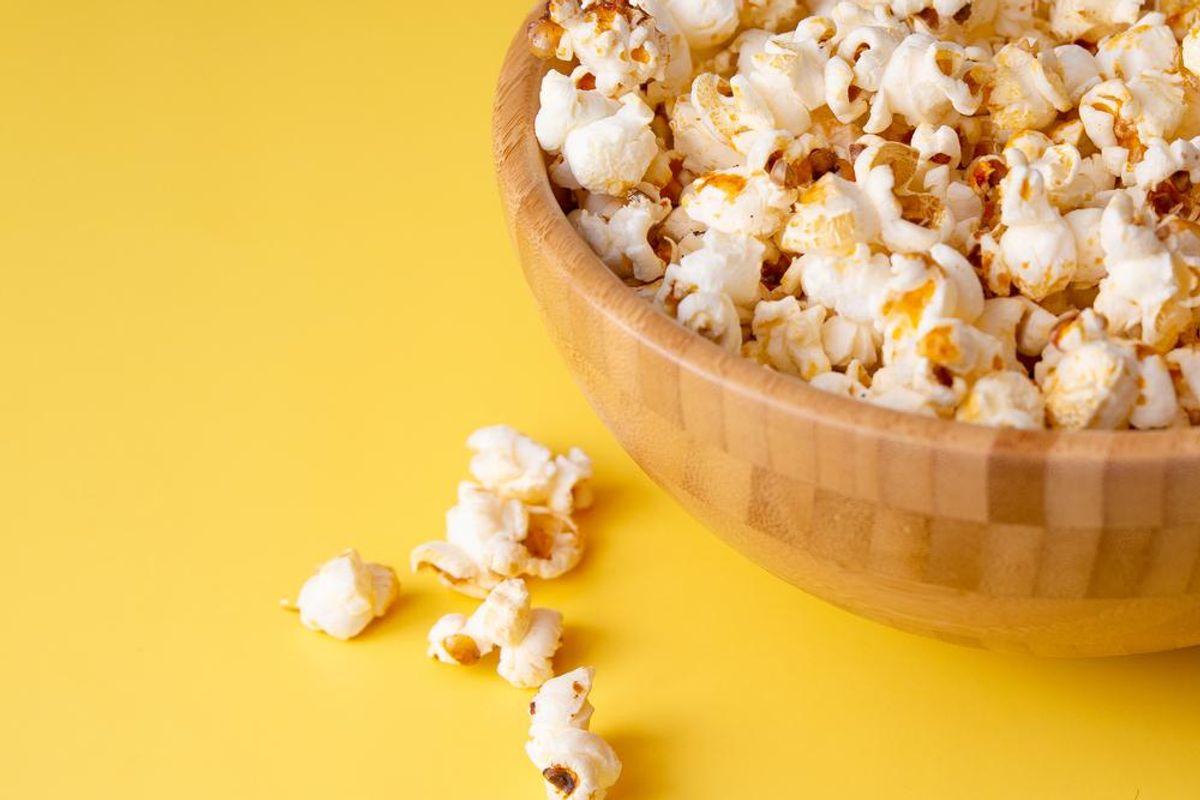 Popcorn-Breaded Fried Chicken