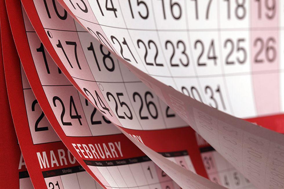 Daphne Oz's Meal-Planning Calendar