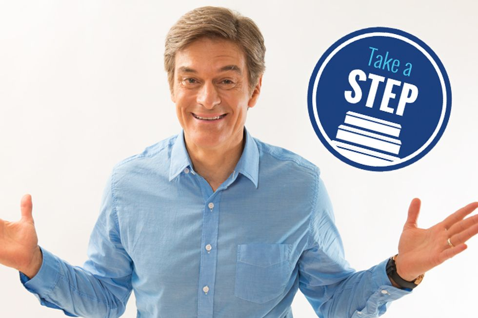 Take a Step with Dr. Oz