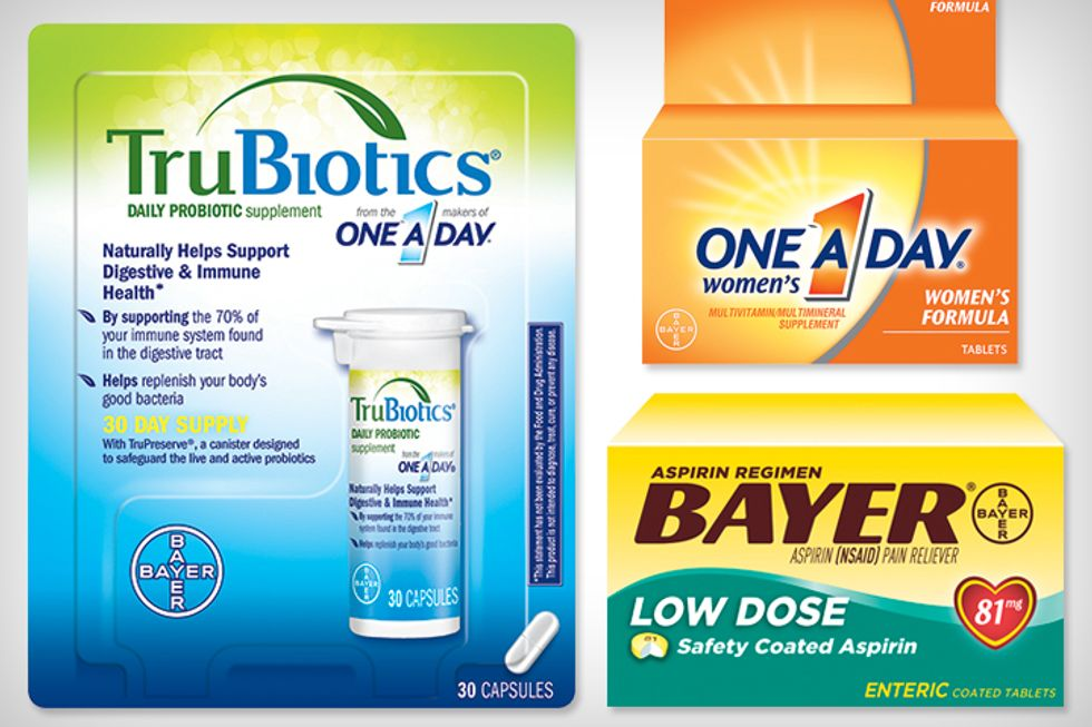 Bayer Giveaway: Enter to Win!