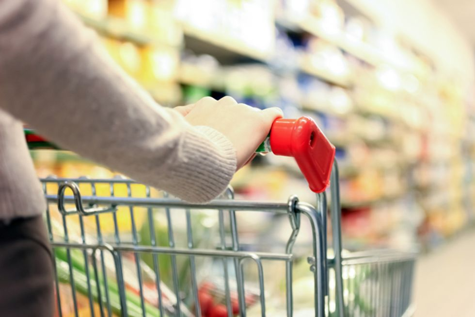 Selenium Grocery List