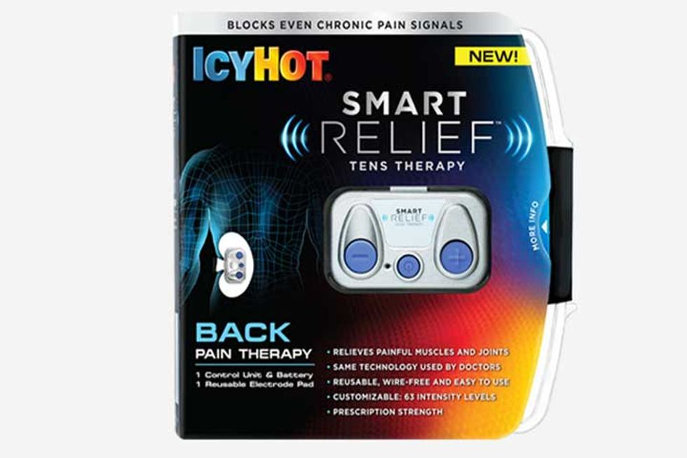 Enter to Win: Icy Hot SmartRelief TENS Therapy
