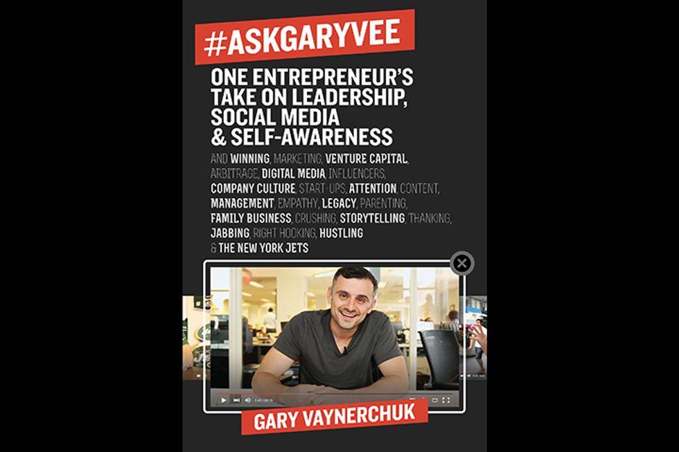 Gary Vaynerchuk Book Sweepstakes