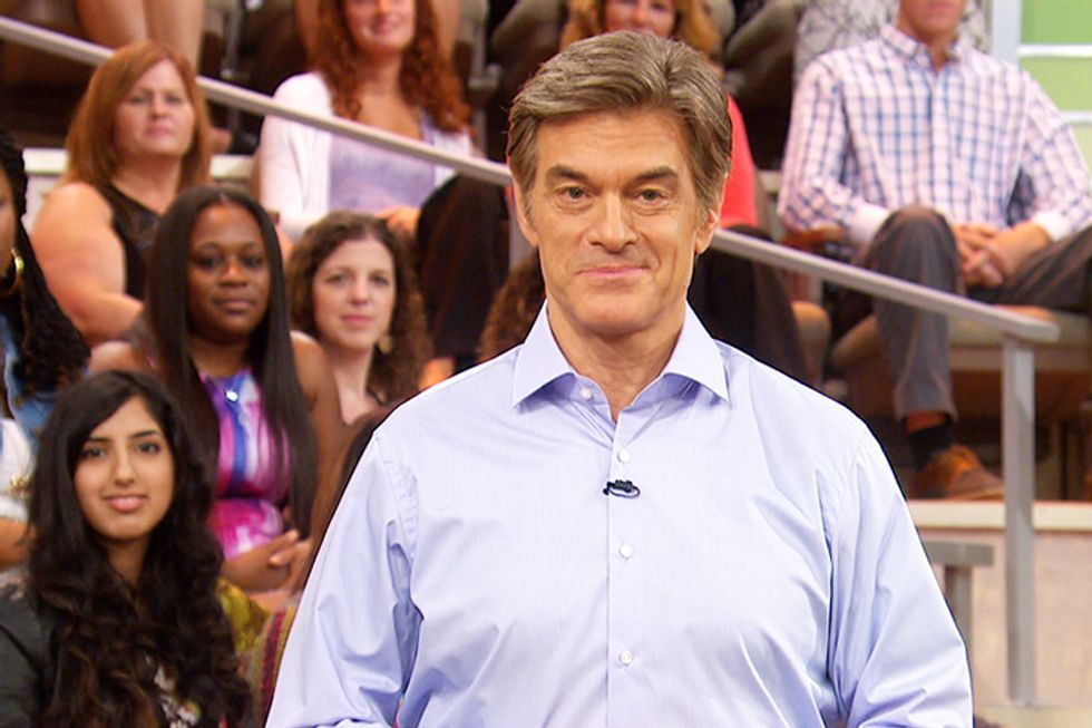 """""""The Dr. Oz Show"""" Garners Six 2016 Daytime Emmy® Awards Nominations"""
