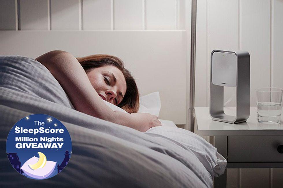 The $1 Million Dollar Giveaway for 1 Million Nights of Sleep!