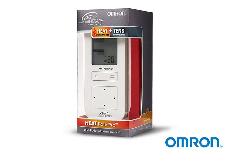 Omron Heat Pain Pro: Save $10!