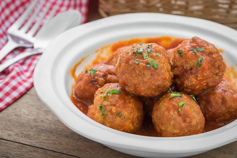 Carrot-Zucchini Turkey Meatballs