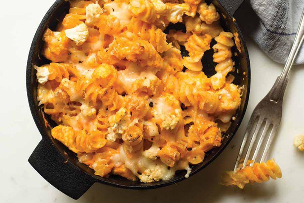 Single-Serve Mac 'n Cheese