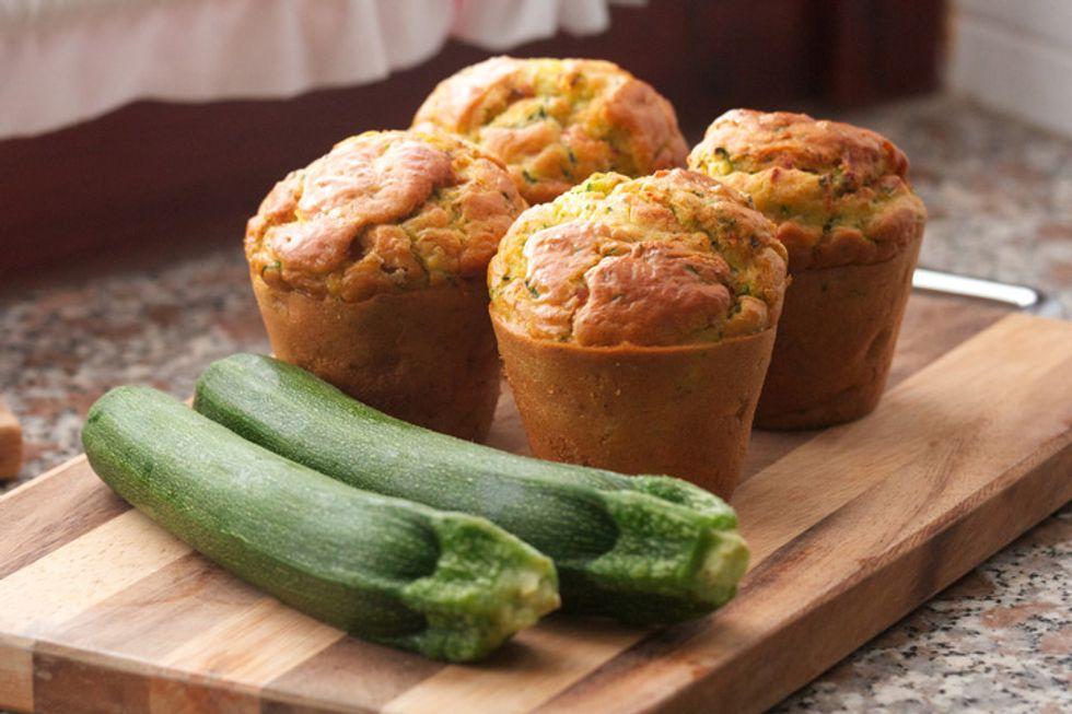 Daphne Oz's Vegan Veggie Love Muffins