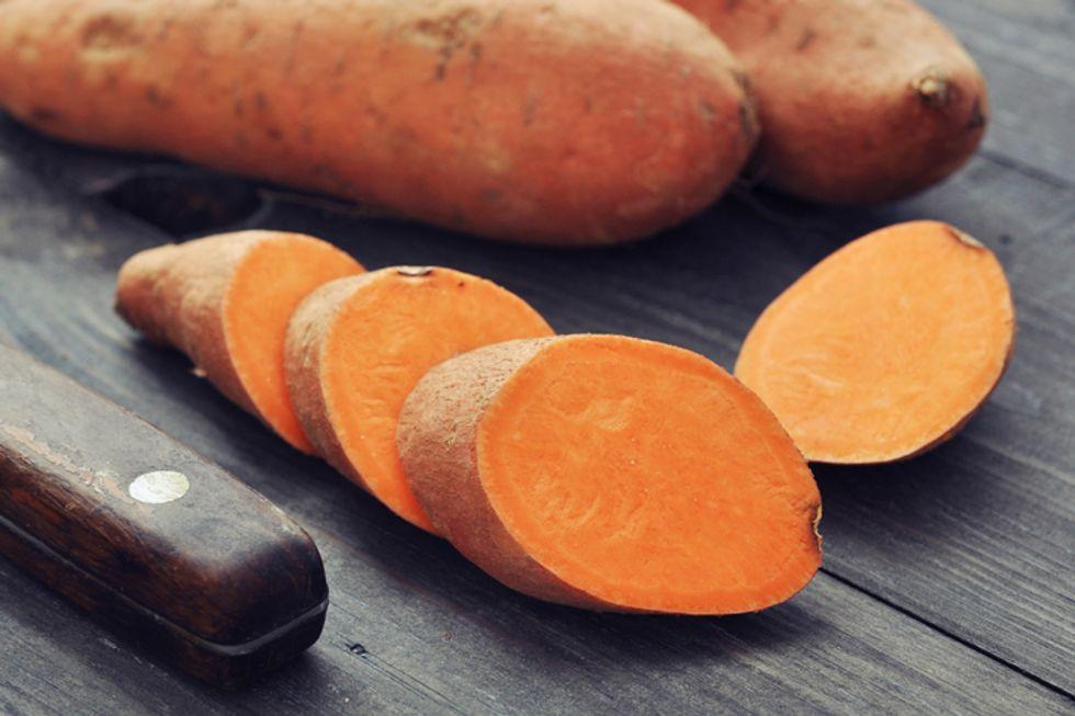 Sweet Potato Toner