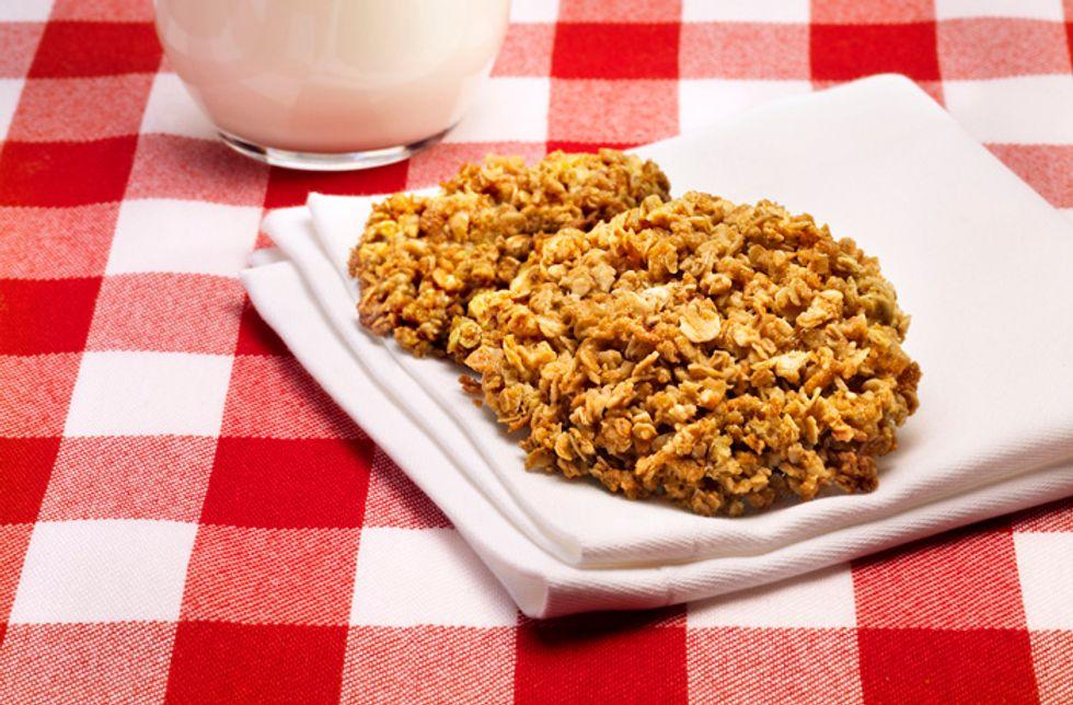 Oprah Winfrey's Breakfast Cookies