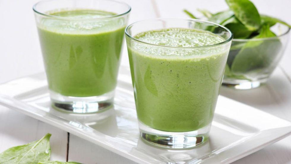 Candice Kumai's Matcha Green Tea Smoothie