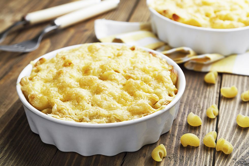 Hungry Girl's Day-Off Diet Mac 'n Chicken 'n Cheese