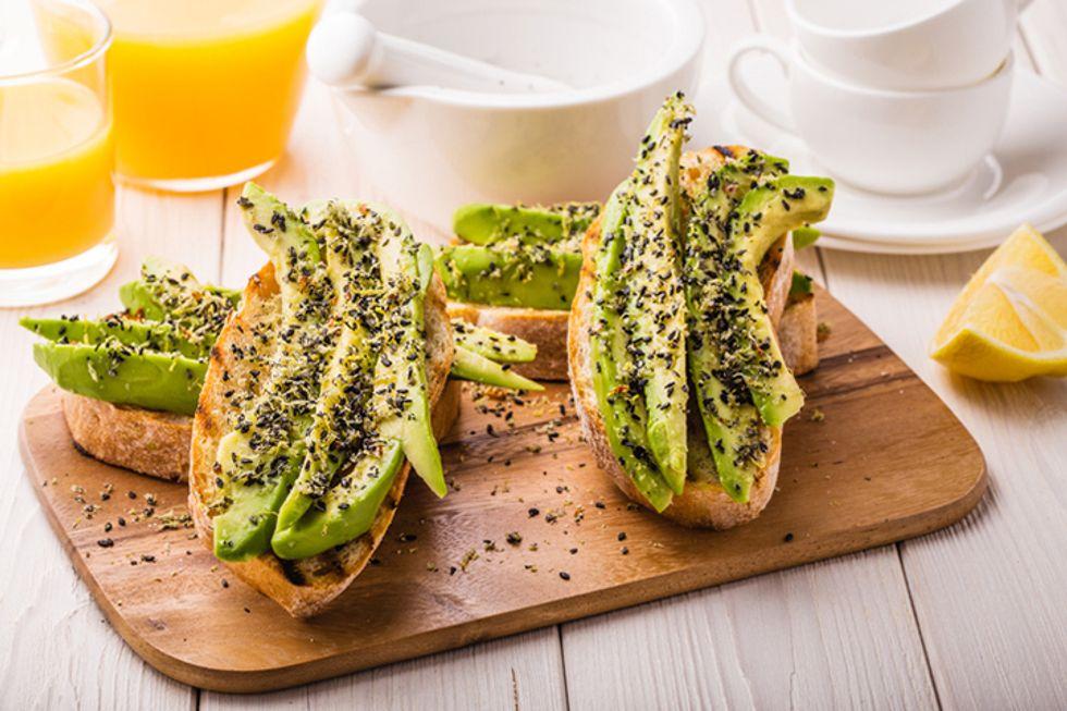 Super Seeded Avocado Toast