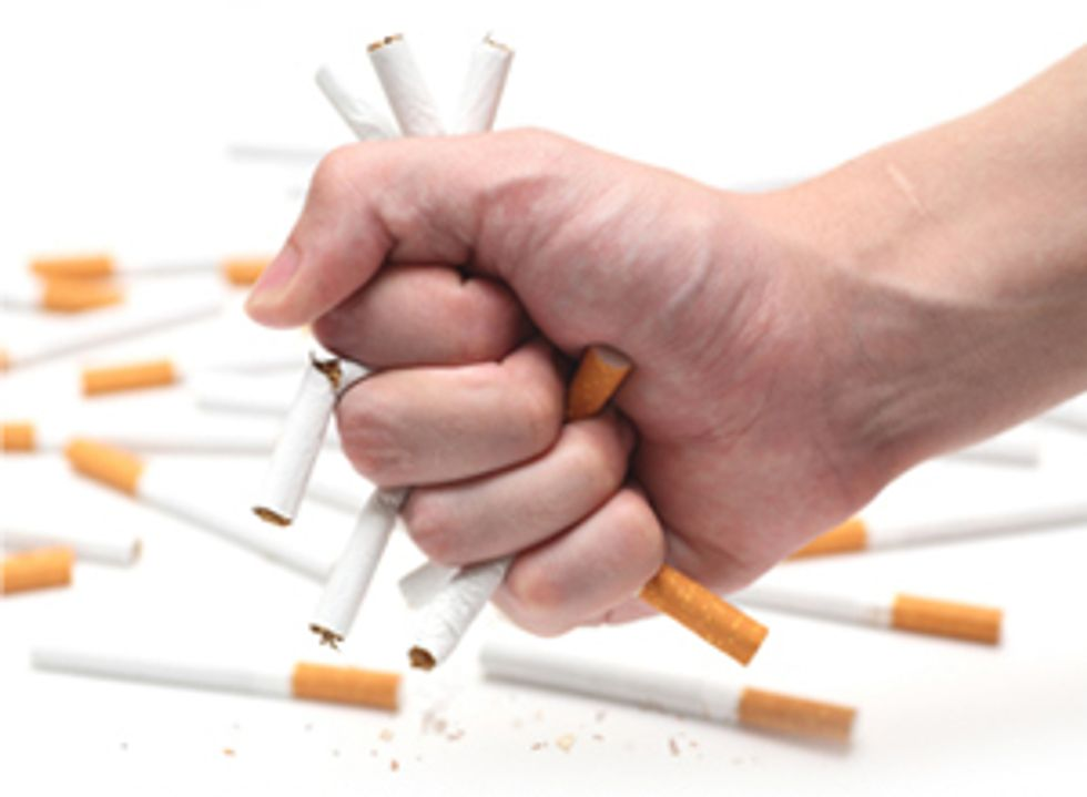 The End of Cigarettes