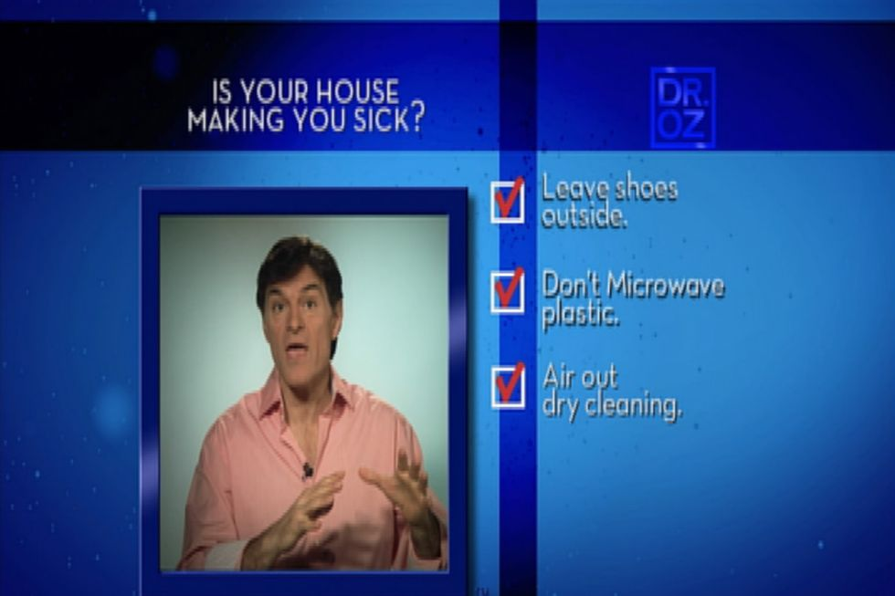1 Minute to Better Health: Is Your House Making You Sick?