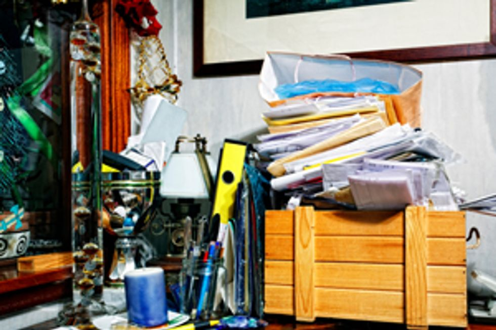 The Tormented Hoarder