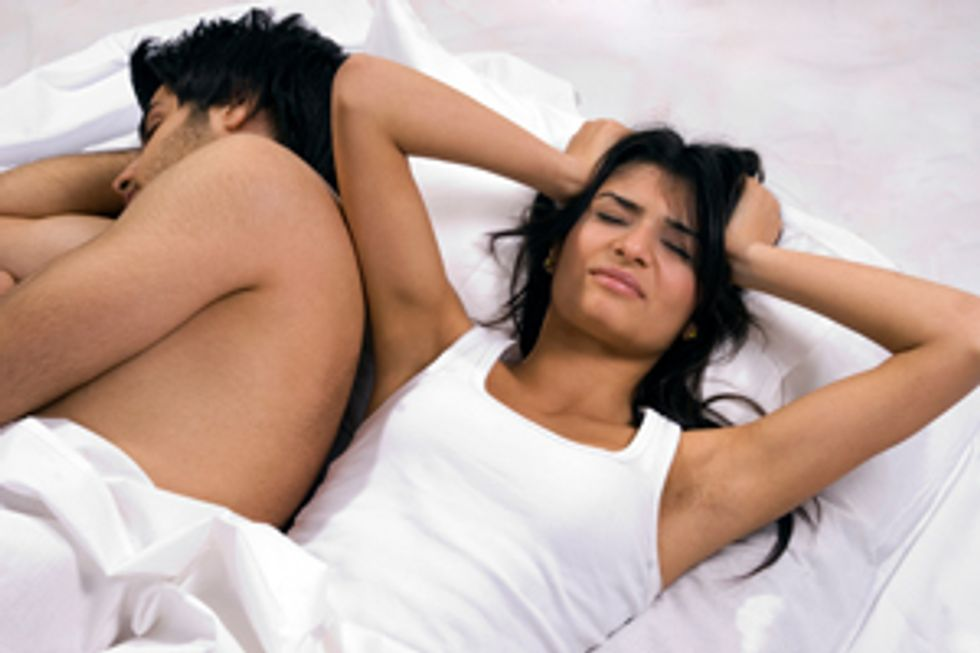 Fatal Attraction: When Your Spouse Makes You Sick