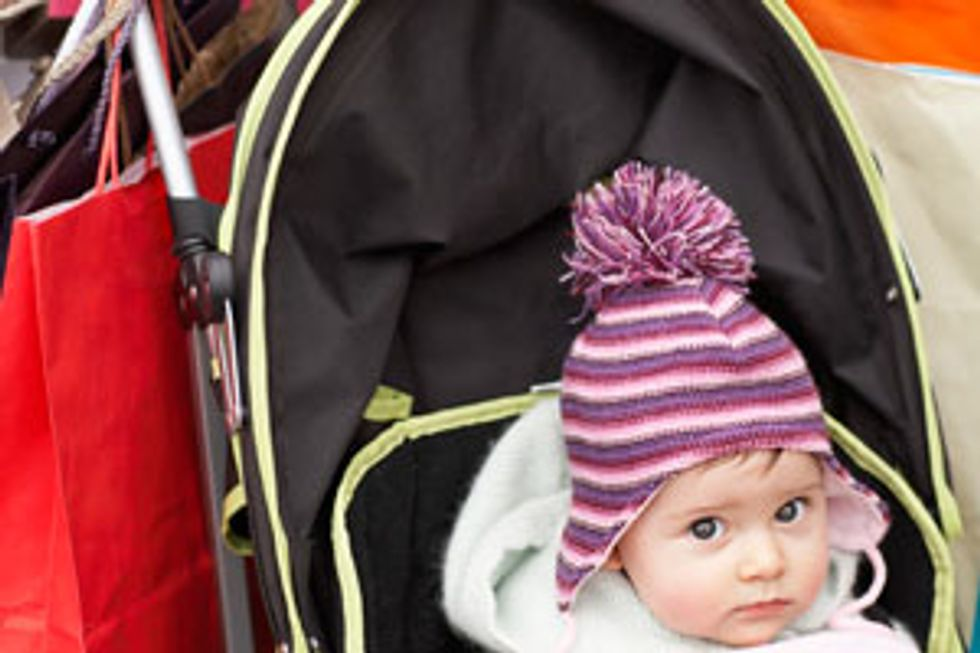 How to Buy: A Stroller