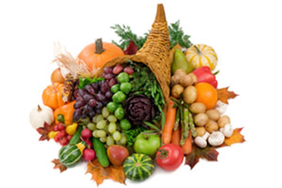 Foods to Be Thankful For