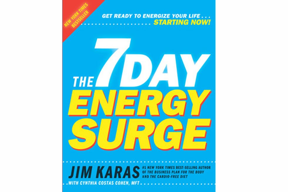 Book Excerpt: The 7 Day Energy Surge