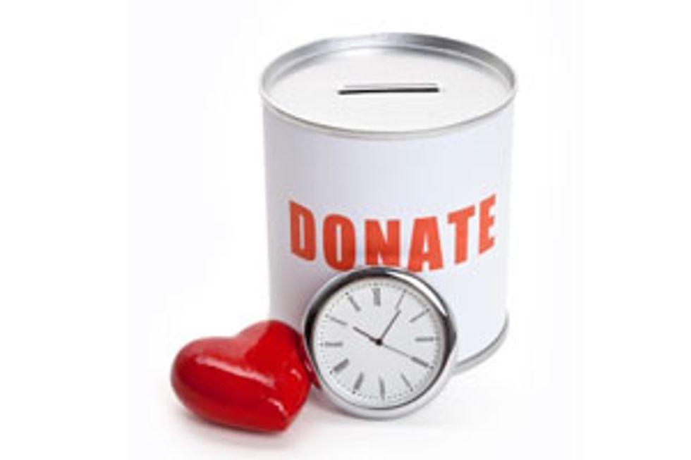 Cancer Organizations Donation Information