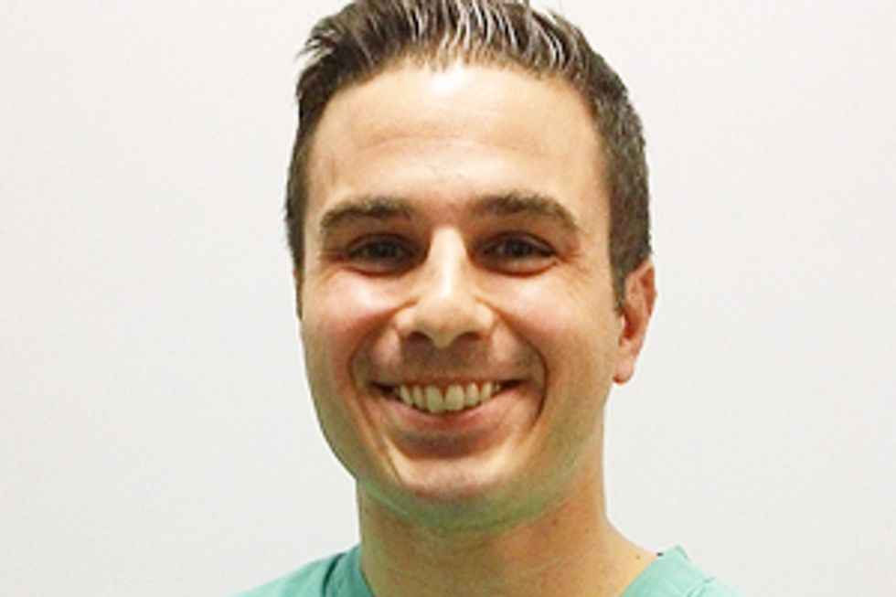 Matt Liakos, MD