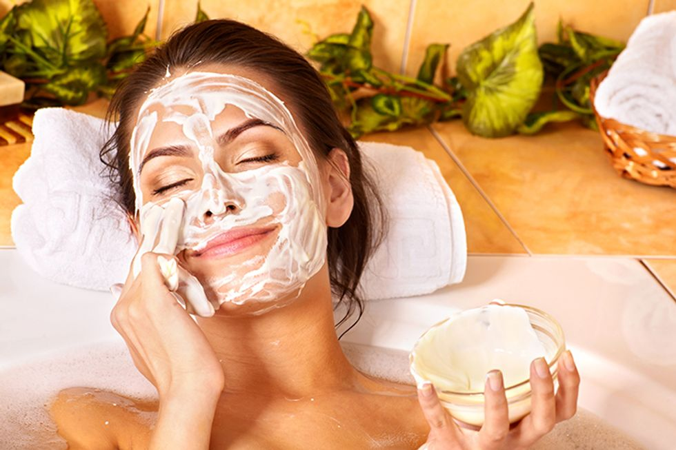 At-Home Beauty Treatments for Your Whole Body