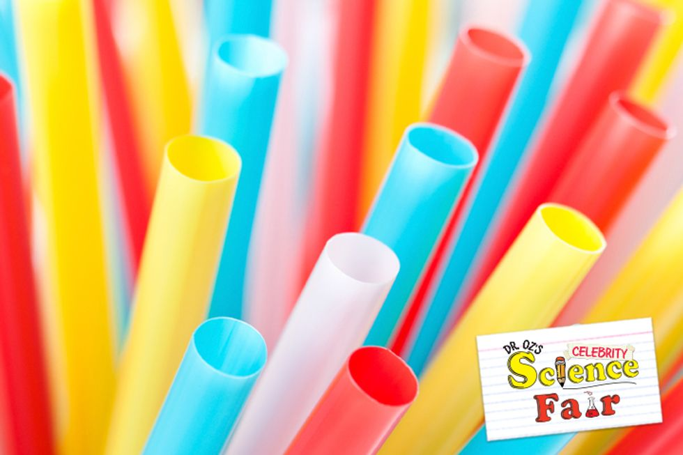 Musical Straws Science Experiment