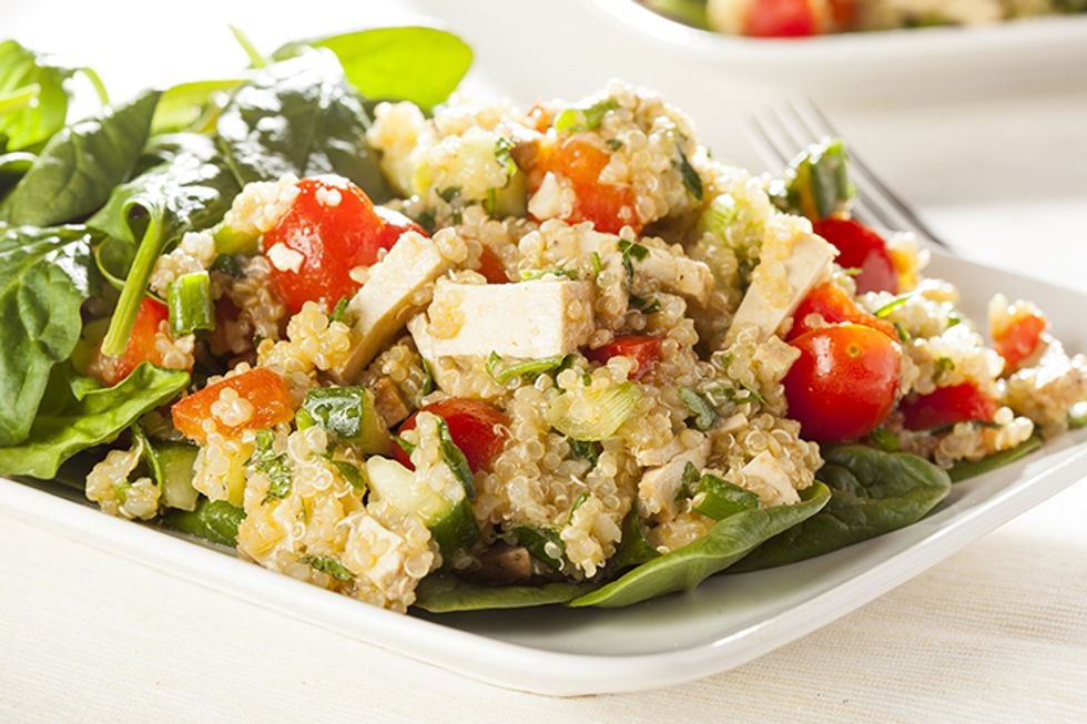20 Surprisingly Good Sources of Vegetarian Protein