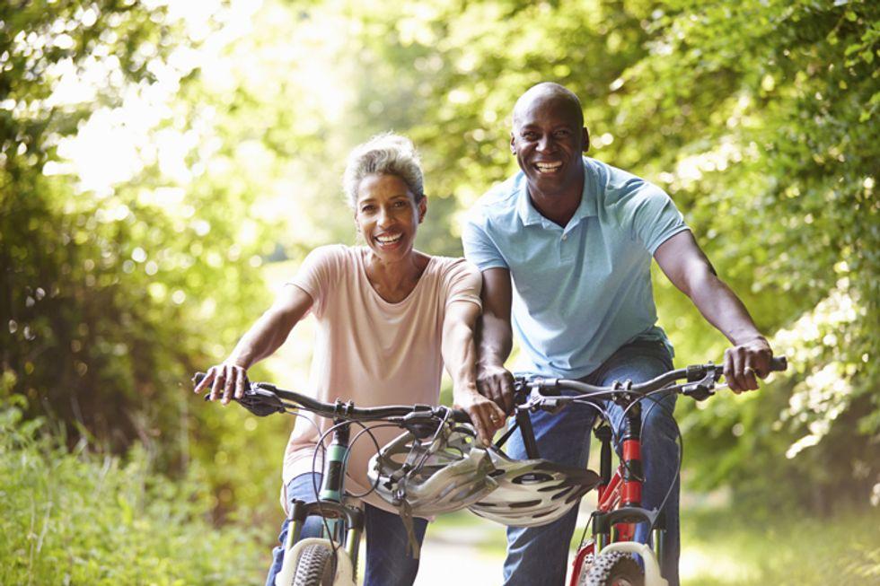 Longevity: Reducing Stress