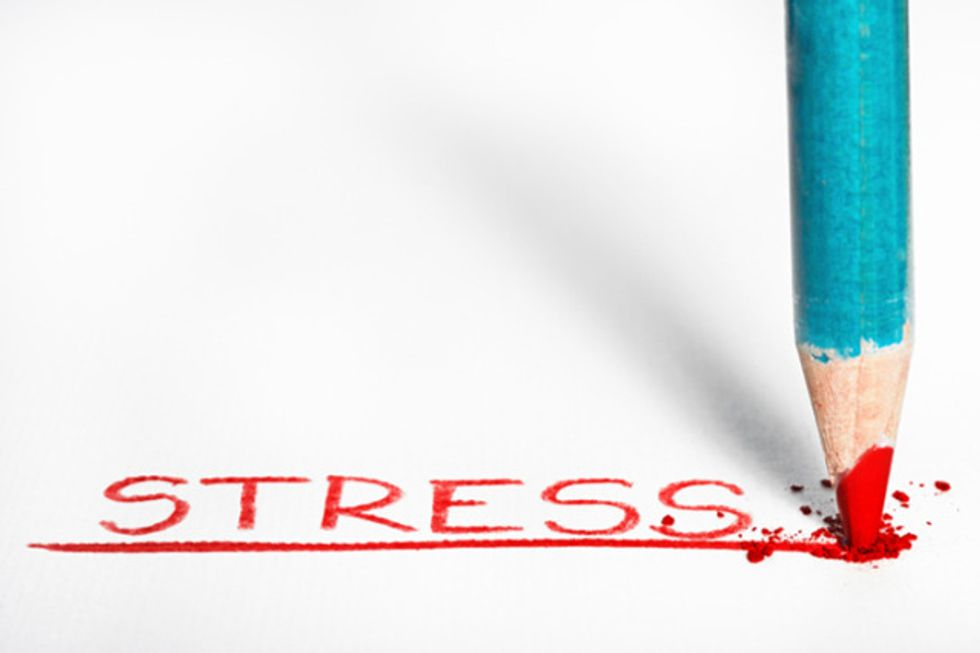 Poll: Where Does Stress Manifest Most in Your Body?