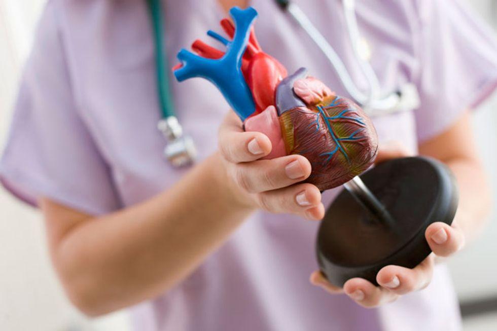 Women's Heart Health Wallet Card